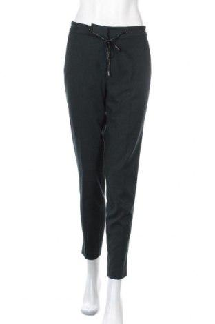 Γυναικείο παντελόνι Esprit, Μέγεθος S, Χρώμα Πράσινο, 67% πολυεστέρας, 31% βισκόζη, 2% ελαστάνη, Τιμή 10,56€