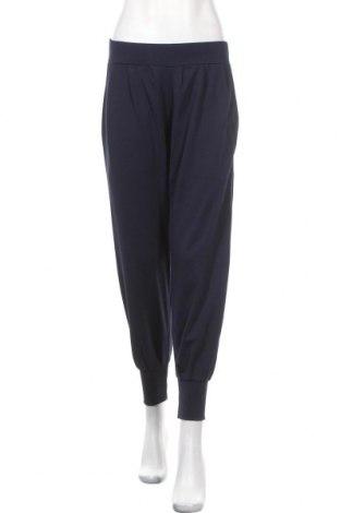 Γυναικείο παντελόνι Foggy, Μέγεθος S, Χρώμα Μπλέ, 70% βισκόζη, 30% πολυεστέρας, Τιμή 9,96€