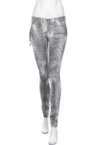 Дамски панталон Gas, Размер S, Цвят Син, 64% памук, 32% полиестер, 4% еластан, Цена 15,77лв.