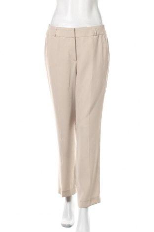 Дамски панталон Gerry Weber, Размер M, Цвят Бежов, 100% полиестер, Цена 14,44лв.