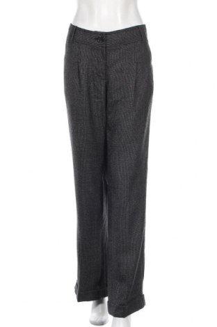 Дамски панталон Just B, Размер M, Цвят Сив, 60% памук, 40% вискоза, Цена 5,78лв.