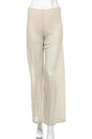 Дамски панталон Lauren Vidal, Размер XS, Цвят Бежов, 65% памук, 35% полиамид, Цена 111,75лв.