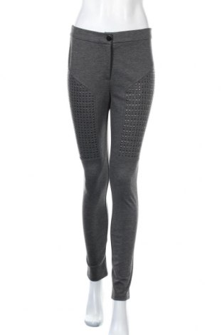 Дамски панталон Lauren Vidal, Размер S, Цвят Сив, 75% вискоза, 15% полиамид, 10% еластан, Цена 111,75лв.