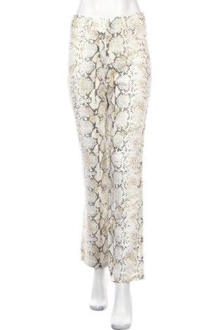 Γυναικείο παντελόνι Le Phare De La Baleine, Μέγεθος M, Χρώμα Πολύχρωμο, Λινό, Τιμή 11,47€