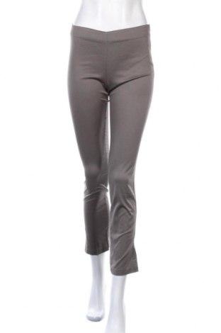 Дамски панталон Le Phare De La Baleine, Размер M, Цвят Сив, 97% памук, 3% еластан, Цена 48,00лв.