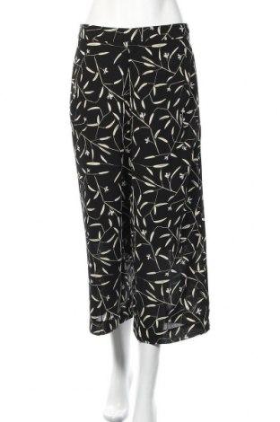 Дамски панталон Mango, Размер M, Цвят Черен, Полиестер, Цена 37,00лв.