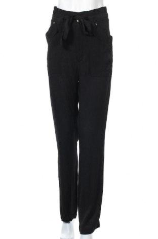Дамски панталон Marciano, Размер M, Цвят Черен, Вискоза, Цена 141,75лв.
