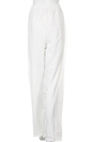 Дамски панталон Nitya, Размер XL, Цвят Бял, Полиестер, Цена 38,40лв.