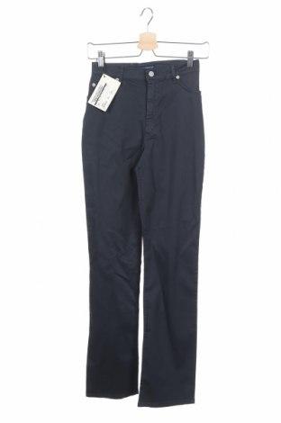 Дамски панталон PLOUMANAC'H, Размер XS, Цвят Сив, 98% памук, 2% еластан, Цена 16,89лв.