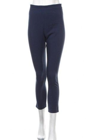 Γυναικείο παντελόνι Rinascimento, Μέγεθος S, Χρώμα Μπλέ, 88% πολυεστέρας, 12% ελαστάνη, Τιμή 13,07€