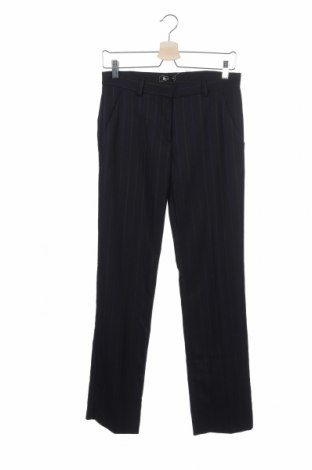 Дамски панталон Sinequanone, Размер XS, Цвят Син, 64% полиестер, 34% вискоза, 2% еластан, Цена 16,00лв.