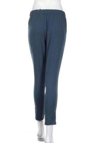 Дамски панталон Sisley, Размер XS, Цвят Черен, 63% полиестер, 31% вискоза, 6% еластан, Цена 12,40лв.