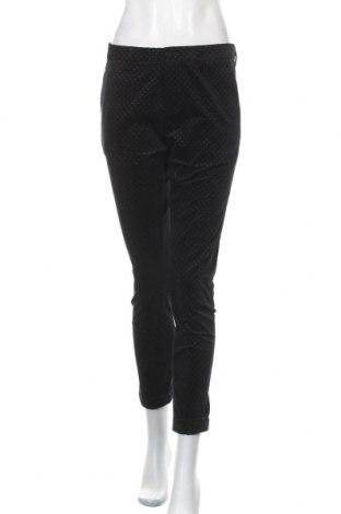 Dámské kalhoty  Sisley, Velikost M, Barva Modrá, 98% bavlna, 2% elastan, Cena  310,00Kč