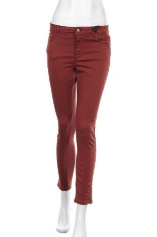 Γυναικείο παντελόνι Soya Concept, Μέγεθος S, Χρώμα Καφέ, 62% βαμβάκι, 32% πολυεστέρας, 6% ελαστάνη, Τιμή 10,57€