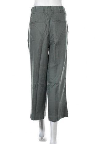 Дамски панталон Street One, Размер M, Цвят Зелен, Лиосел, Цена 22,42лв.