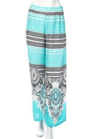 Дамски панталон TWINSET, Размер S, Цвят Многоцветен, Вискоза, Цена 66,15лв.