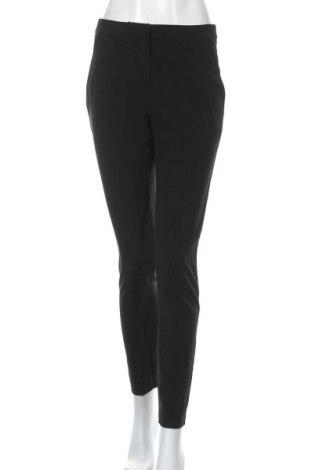 Γυναικείο παντελόνι Un Deux Trois, Μέγεθος XS, Χρώμα Μαύρο, 88% πολυεστέρας, 12% ελαστάνη, Τιμή 10,75€
