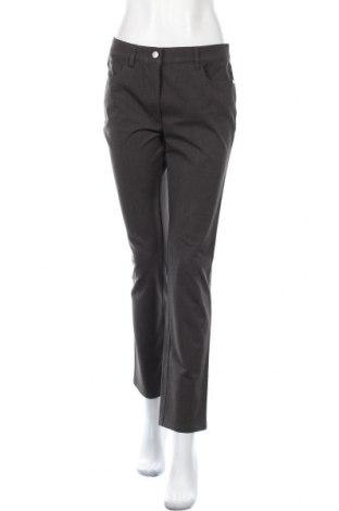 Γυναικείο παντελόνι Zerres, Μέγεθος M, Χρώμα Γκρί, 94% βαμβάκι, 6% ελαστάνη, Τιμή 17,54€