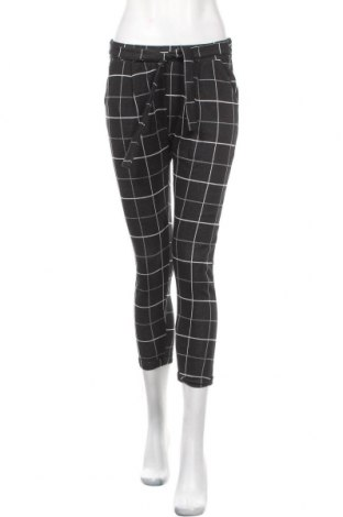 Дамски панталон Zibi London, Размер S, Цвят Черен, 50% вискоза, 45% полиестер, 5% еластан, Цена 13,80лв.