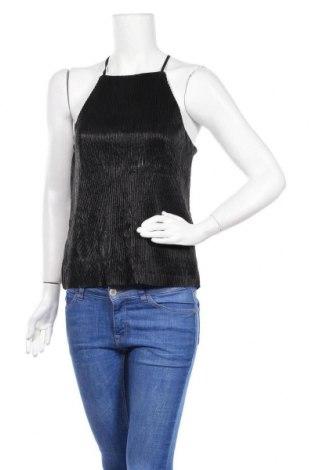 Γυναικείο αμάνικο μπλουζάκι Alcott, Μέγεθος S, Χρώμα Μαύρο, 100% πολυεστέρας, Τιμή 13,69€