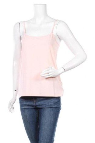 Γυναικείο αμάνικο μπλουζάκι Gaudi, Μέγεθος XL, Χρώμα Ρόζ , 95% πολυεστέρας, 5% ελαστάνη, Τιμή 32,58€