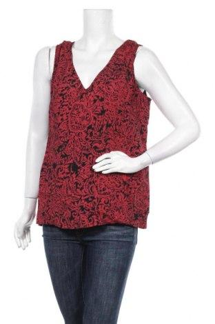 Γυναικείο αμάνικο μπλουζάκι Nitya, Μέγεθος XL, Χρώμα Μαύρο, Βισκόζη, Τιμή 12,16€