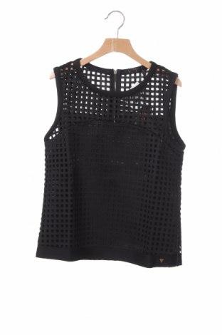 Γυναικείο αμάνικο μπλουζάκι On.You, Μέγεθος XS, Χρώμα Μαύρο, 97% πολυεστέρας, 3% ελαστάνη, Τιμή 14,23€