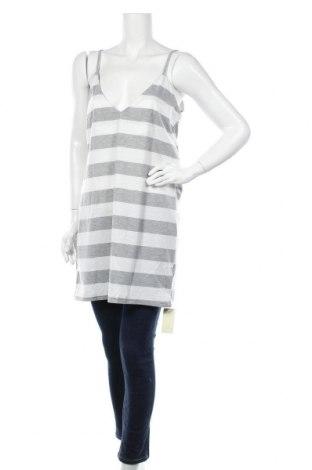Γυναικείο αμάνικο μπλουζάκι TINA, Μέγεθος XL, Χρώμα Γκρί, 65% βαμβάκι, 35% πολυεστέρας, Τιμή 8,04€