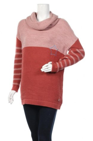 Γυναικείο πουλόβερ, Μέγεθος S, Χρώμα Ρόζ , 85% πολυεστέρας, 15% βαμβάκι, Τιμή 17,28€