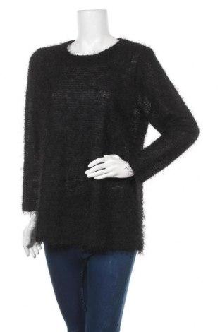 Γυναικείο πουλόβερ, Μέγεθος L, Χρώμα Μαύρο, Τιμή 17,90€