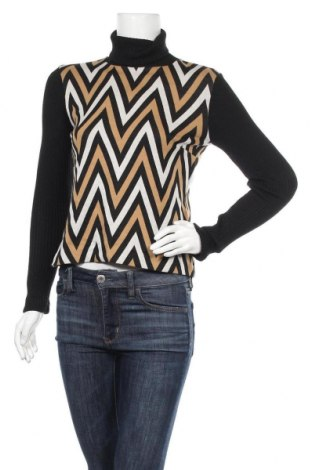 Γυναικείο πουλόβερ, Μέγεθος S, Χρώμα Πολύχρωμο, 50% βισκόζη, 38% βαμβάκι, 12% πολυεστέρας, Τιμή 6,59€