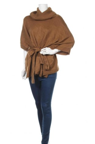 Дамски пуловер H&M, Размер S, Цвят Кафяв, Цена 25,20лв.