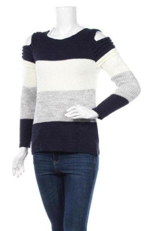 Γυναικείο πουλόβερ, Μέγεθος M, Χρώμα Πολύχρωμο, 60%ακρυλικό, 20% μαλλί, 20% μοχαίρ, Τιμή 7,99€