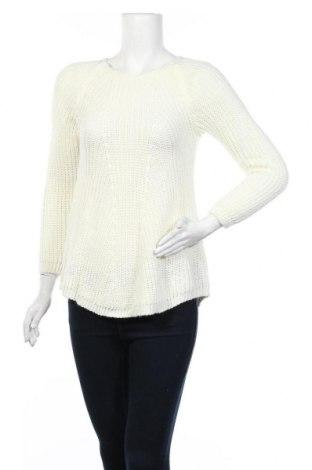 Γυναικείο πουλόβερ, Μέγεθος M, Χρώμα Λευκό, 75%ακρυλικό, 25% πολυαμίδη, Τιμή 16,24€