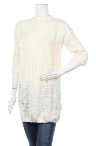 Γυναικείο πουλόβερ Alcott, Μέγεθος M, Χρώμα Εκρού, Ακρυλικό, Τιμή 10,89€