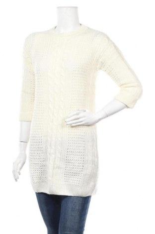 Дамски пуловер Alcott, Размер S, Цвят Екрю, Акрил, Цена 20,48лв.