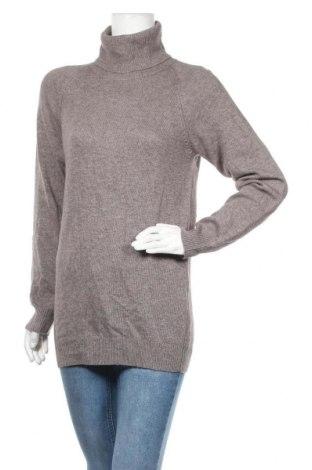 Дамски пуловер Ane Mone, Размер L, Цвят Кафяв, 35% вискоза, 29% вълна, 20% полиамид, 8% ангора, 8% кашмир, Цена 26,46лв.