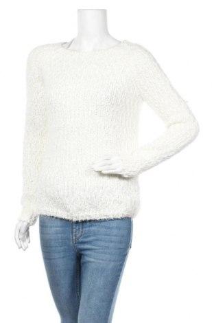 Γυναικείο πουλόβερ Buffalo David Bitton, Μέγεθος S, Χρώμα Λευκό, 50% πολυεστέρας, 29%ακρυλικό, 21% πολυαμίδη, Τιμή 19,12€