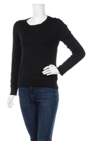Γυναικείο πουλόβερ Casamia, Μέγεθος S, Χρώμα Μαύρο, 75% βισκόζη, 25% πολυαμίδη, Τιμή 24,06€