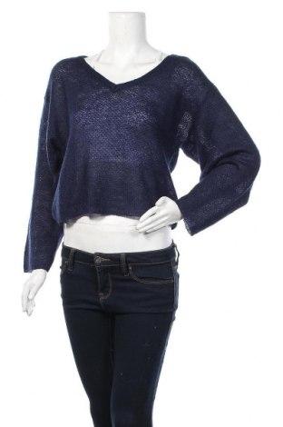 Γυναικείο πουλόβερ Esprit, Μέγεθος XS, Χρώμα Μπλέ, 85%ακρυλικό, 10% μαλλί, 5% μοχαίρ, Τιμή 17,28€