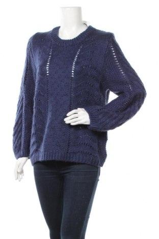 Γυναικείο πουλόβερ Floyd By Smith, Μέγεθος L, Χρώμα Μπλέ, Πολυεστέρας, Τιμή 11,82€