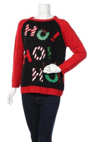 Γυναικείο πουλόβερ Forever 21, Μέγεθος S, Χρώμα Πολύχρωμο, 98%ακρυλικό, 2% άλλα υφάσματα, Τιμή 13,58€