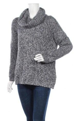 Γυναικείο πουλόβερ George, Μέγεθος M, Χρώμα Μπλέ, 70%ακρυλικό, 24% πολυεστέρας, 6% πολυαμίδη, Τιμή 5,46€