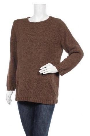 Γυναικείο πουλόβερ Gerry Weber, Μέγεθος XL, Χρώμα Πράσινο, 52% πολυακρυλικό, 48% πολυαμίδη, Τιμή 10,00€