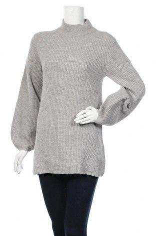 Γυναικείο πουλόβερ Hallhuber, Μέγεθος XS, Χρώμα Γκρί, 96% μαλλί, 4% κασμίρι, Τιμή 28,06€
