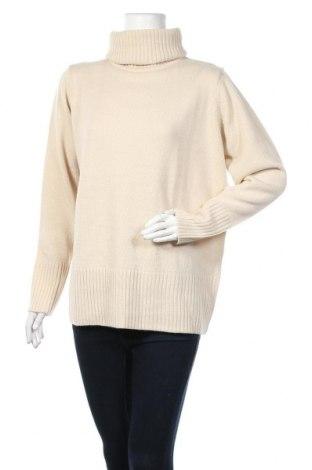 Дамски пуловер Janina, Размер XL, Цвят Бежов, Акрил, Цена 16,38лв.