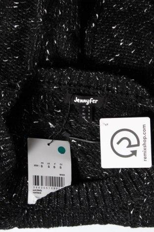 Γυναικείο πουλόβερ Jennyfer, Μέγεθος S, Χρώμα Μαύρο, 85% πολυεστέρας, 15%ακρυλικό, Τιμή 6,96€