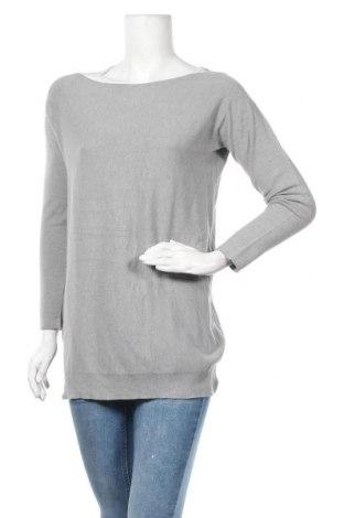 Γυναικείο πουλόβερ Kontatto, Μέγεθος S, Χρώμα Γκρί, 57% πολυαμίδη, 43% βισκόζη, Τιμή 16,66€