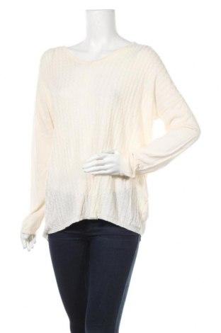 Дамски пуловер La Fiancee Du Mekong, Размер L, Цвят Бежов, 60% вискоза, 40% памук, Цена 17,25лв.