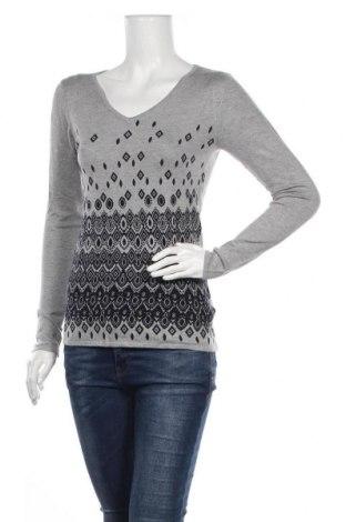 Дамски пуловер Lauren Vidal, Размер S, Цвят Сив, 84% вискоза, 16% полиамид, Цена 49,02лв.